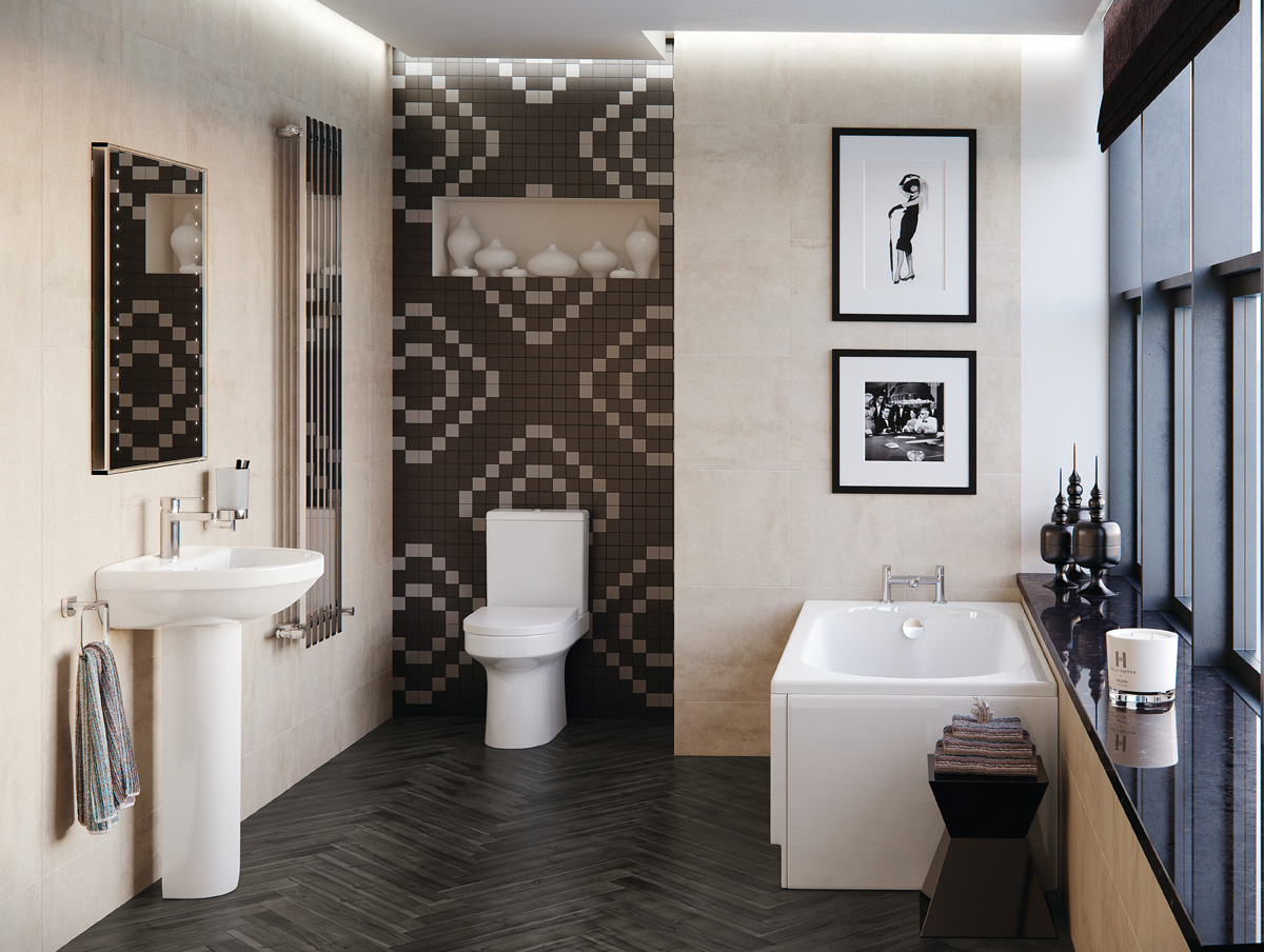 Laurus Bathroom Suite