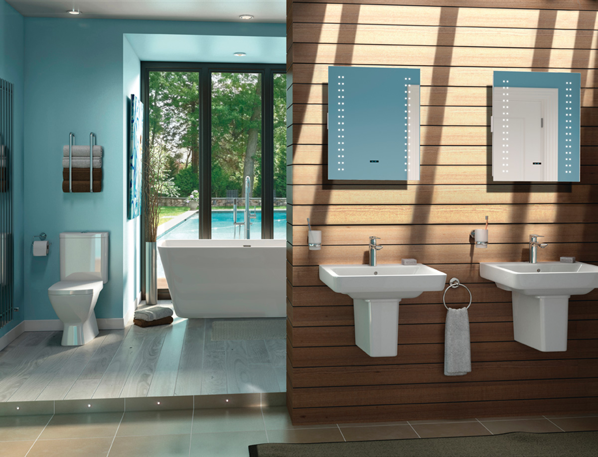 Neroli Bathroom Suite
