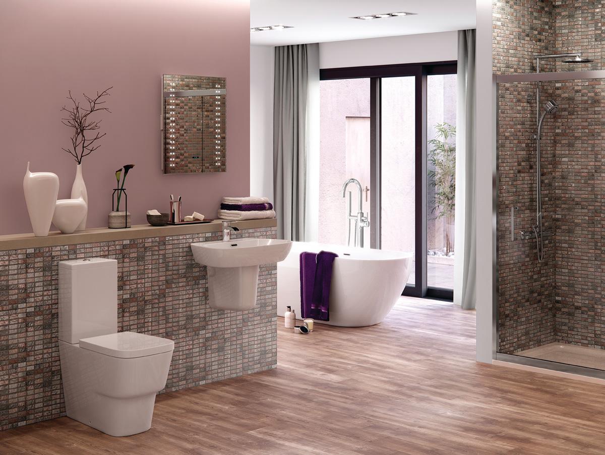Amyris Bathroom Suite