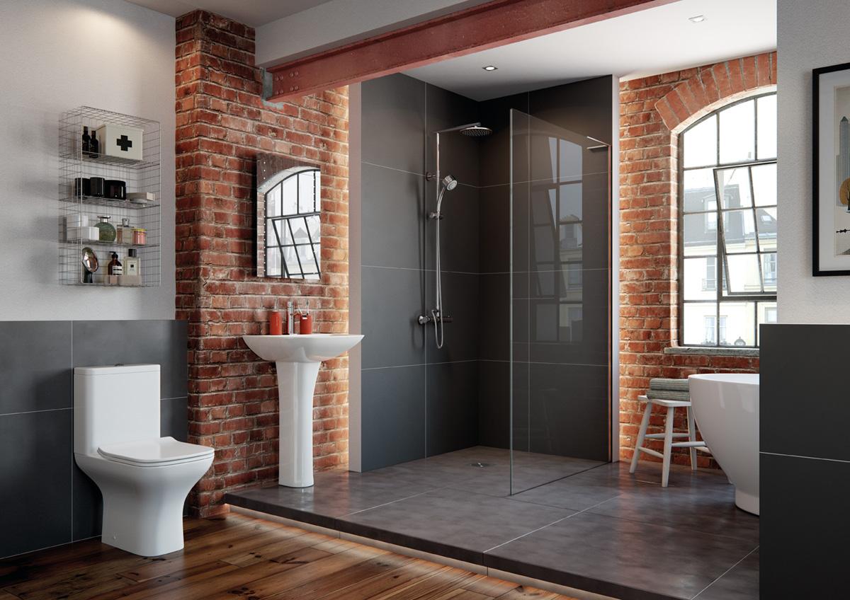Cedarwood Bathroom Suite