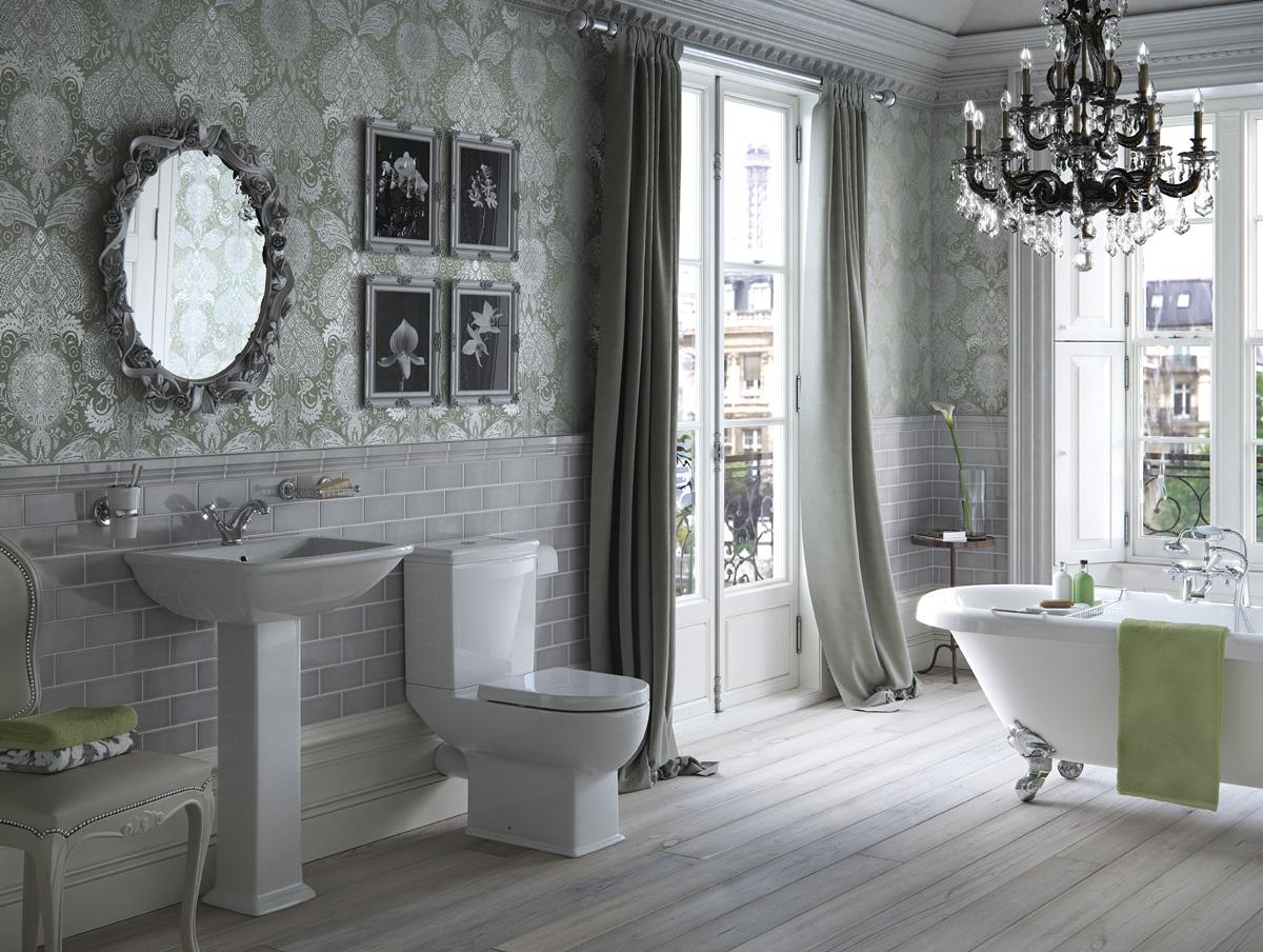 Melissa Bathroom Suite