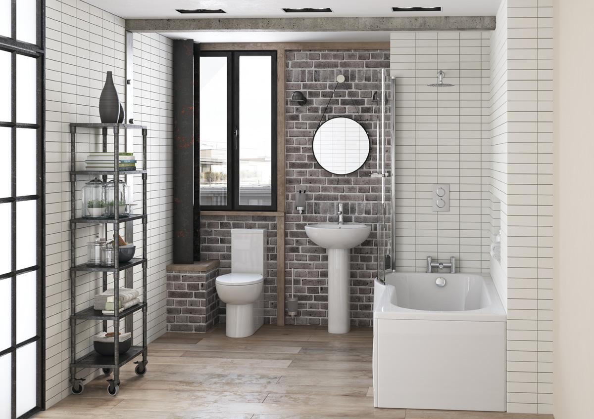 Mimosa Bathroom Suite