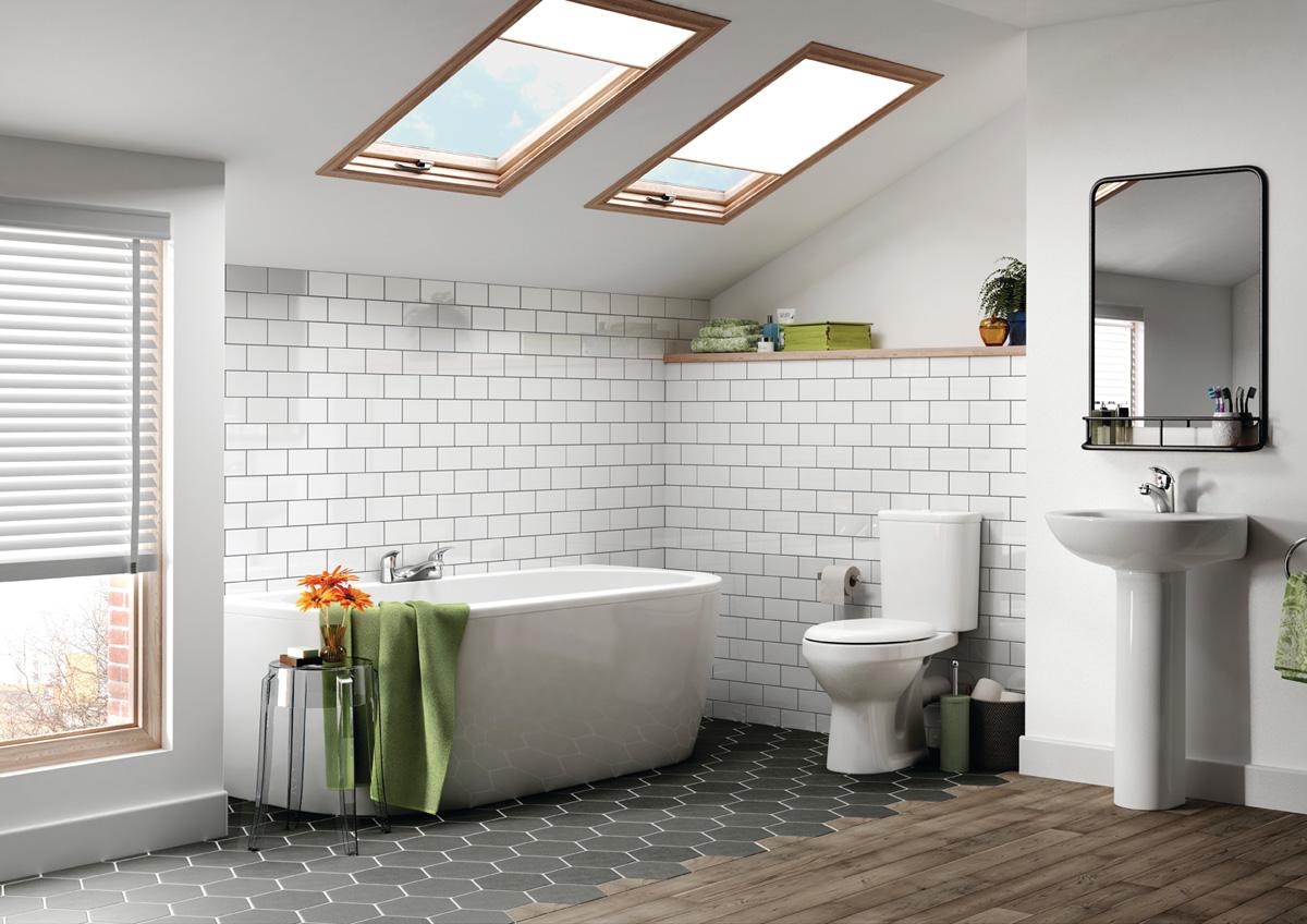 Naples Bathroom Suite