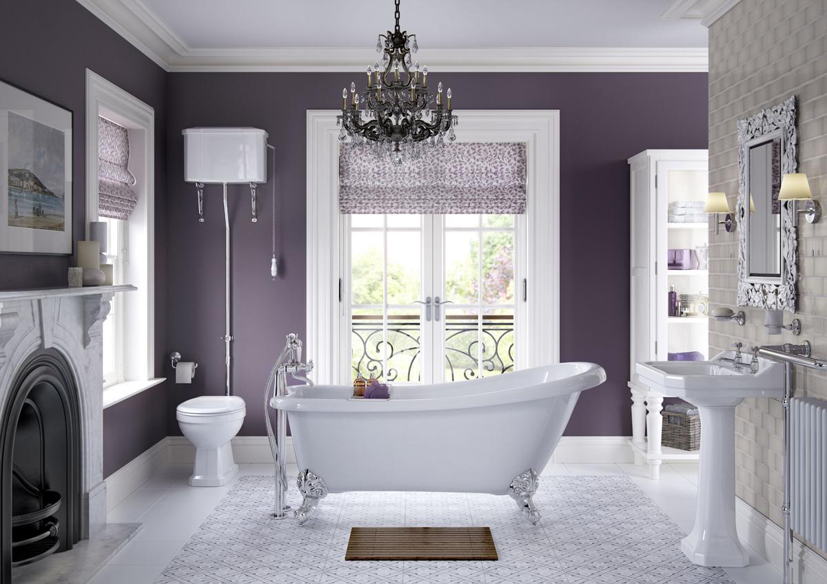 Sherbourne Bathroom Suite